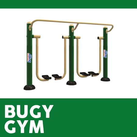 Bugy Gym - Gimnasios para Exterior