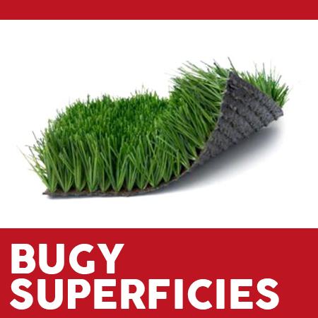 Bugy Superficies - Pasto Sintético y Piso Amortiguante